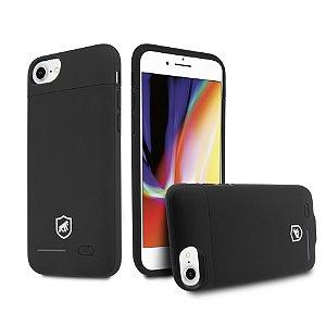 Capa Carregadora com Kick Stand para iPhone 7 - Gorila Shield