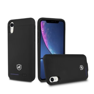 Capa Carregadora com Kick Stand para iPhone XR - Gorila Shield