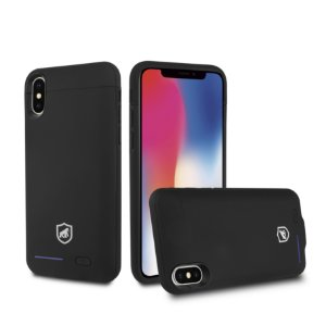Capa Carregadora com Kick Stand para iPhone XS - Gorila Shield