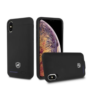 Capa Carregadora com Kick Stand para iPhone XS Max - Gorila Shield