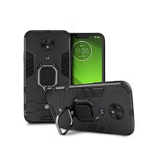 Capa Defender Black para Motorola Moto G7 Power - Gshield