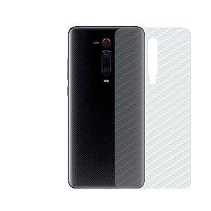 Película Traseira de Fibra de Carbono Transparente para Xiaomi Mi 9T (K20) - Gshield