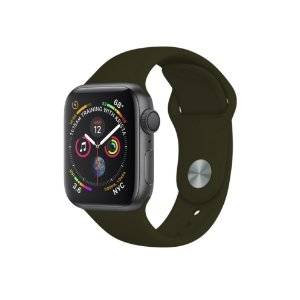 Pulseira para Apple Watch 42mm Ultra Fit - Verde Musgo - Gorila Shield