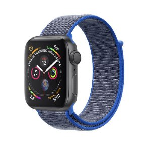 Pulseira para Apple Watch 42mm /44mm Ballistic - Azul - Gshield