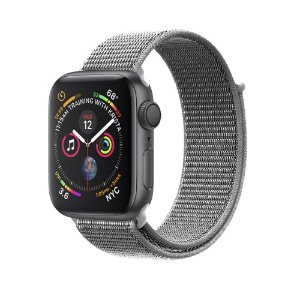 Pulseira para Apple Watch 42mm /44mm Ballistic - Cinza - Gshield