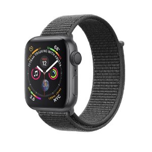Pulseira para Apple Watch 42mm Ballistic - Cinza Escuro - Gorila Shield