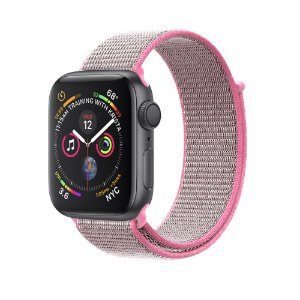 Pulseira para Apple Watch 42mm /44mm Ballistic - Rosa - Gshield