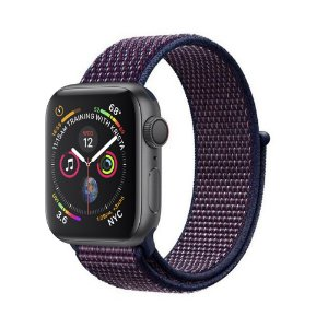 Pulseira para Apple Watch 42mm / 44mm Ballistic - Blue Navy - Gshield
