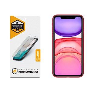 Película de Nano Vidro para iPhone 11 - Gshield