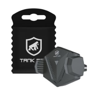 Kit Suporte Tank Charger Wireless e Lixeira Veicular - Gshield