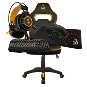 Kit Gamer Armor 1 - Gorila Gamer