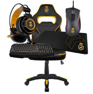 Kit Gamer Armor 2 - Gorila Gamer
