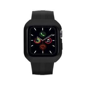 Pulseira Dual Shock para Apple Watch 42mm - Preta - Gshield