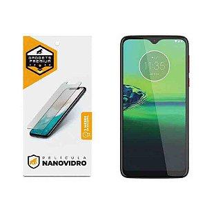 Película De Nano Vidro Para Motorola Moto G8 Plus - GShield