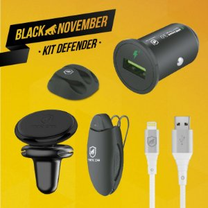 Kit Defender III - Lighting - Black November - Gshield