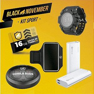 Kit Sport - Black November - GShield