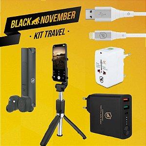 Kit Travel III - Lightning - Black November - GShield