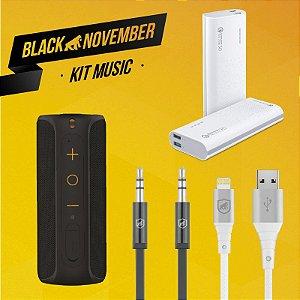 Kit Music III - Lightning - Black November - Gshield