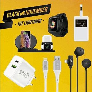 Kit Lightning 40 - Black November - Gshield
