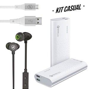 Kit Casual I - Micro USB V8 - Gshield