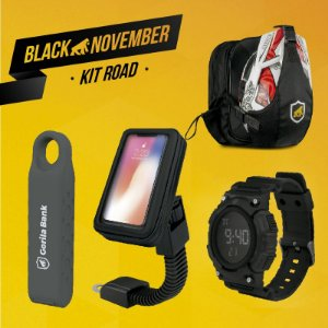 Kit Road - Black November - Gshield