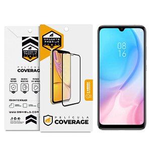 Película Coverage Color para Xiaomi Mi 9 Lite - Preta - GShield