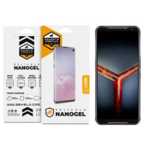 Película de Nano Gel para Asus Rog Phone II  ZS660KL – Gshield