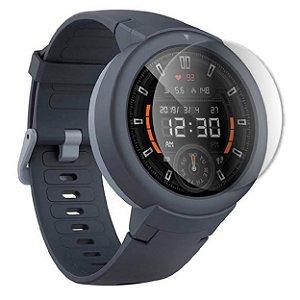 Película de Nano Gel  Dupla para Relógio Xiaomi Amazfit Verge Lite A1818 - Gshield