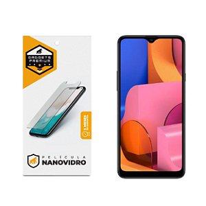 Película de Nano Vidro para Samsung Galaxy A20S - GShield
