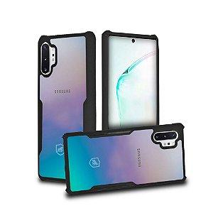 Capa Dual Shock X Preta - para Samsung Galaxy Note 10 Plus - GShield