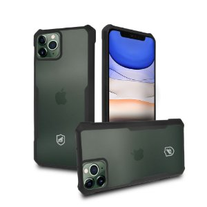 Capa Dual Shock X Preta - para IPhone 11 Pro 5.8 - GShield