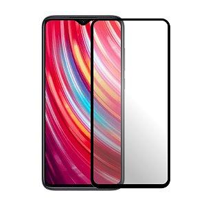 Película Coverage Color de Vidro para Xiaomi Mi Note 10 E MI Note 10 Pro - Preta - GShield