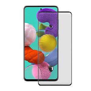 Película Coverage Color de Vidro para Samsung Galaxy A71 - GShield