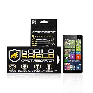 Película de vidro para Microsoft Lumia 535 - Gorila Shield