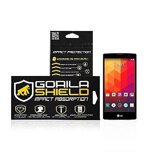 Película de vidro para LG Prime Plus - Gorila Shield
