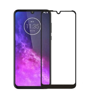 Película Coverage Color para Motorola One Zoom e G8 Plus - Preta - GShield