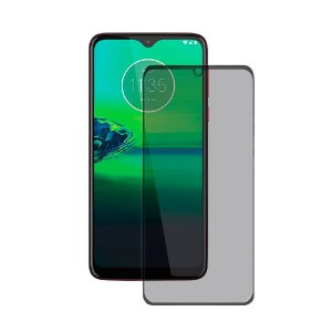 Película Coverage Color para Motorola Moto G8 Play - Preta - GShield