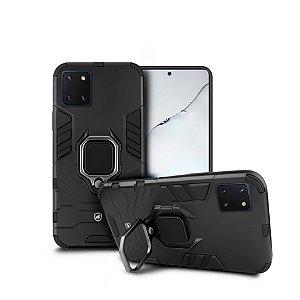 Capa Defender Black para Samsung Galaxy Note 10 Lite - Gshield