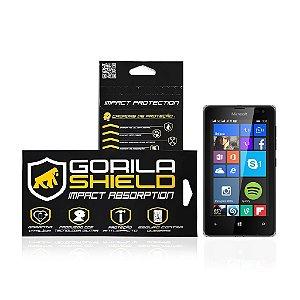 Película de vidro para Microsoft Lumia 532 - Gorila Shield