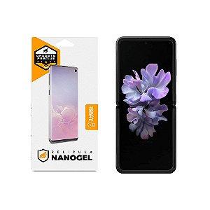 Película de Nano Gel Dupla para Samsung Galaxy Z Flip - Gshield