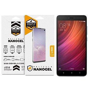 Película de Nano Gel Dupla para Xiaomi Redmi Note 4 / Note 4x - Gshield