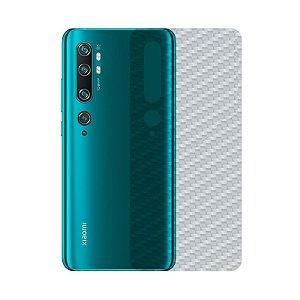 Película Traseira De Fibra De Carbono Para Xiaomi Mi Note 10 e Mi Note 10 Pro - Gshield