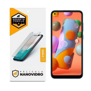 Película De Nano Vidro Para Samsung Galaxy A11 e Galaxy M11 - Gshield