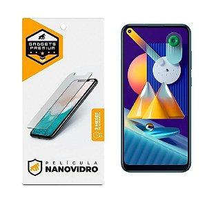 Película De Nano Vidro Para Samsung Galaxy M11 - Gshield