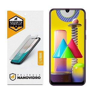 Película De Nano Vidro Para Samsung Galaxy M31 - Gshield