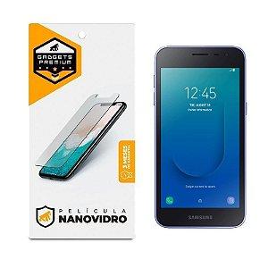 Película De Nano Vidro Para Samsung Galaxy J2 Core (2020) - Gshield