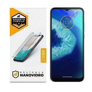 Película De Nano Vidro Para Motorola Moto G8 Power Lite - Gshield