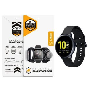 Película de Nano Gel Dupla para Samsung Watch Active 2 44mm - Gshield