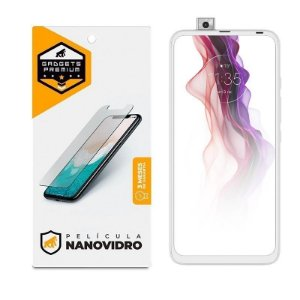 Película De Nano Vidro Para Motorola Moto One Fusion Plus - Gshield