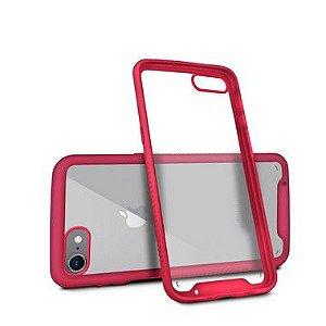 Capa Stronger Rosa Para iPhone 8 - Gshield